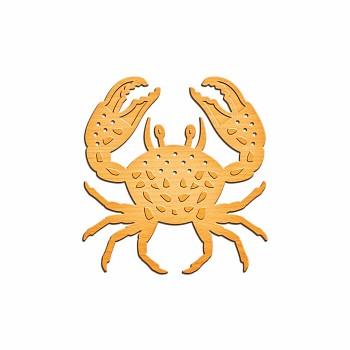 Kovová šablóna - Horseshoe Crab