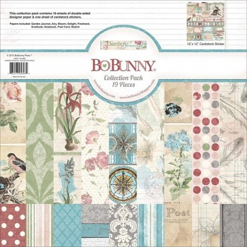 Garden Journal 12x12 / Collection Pack