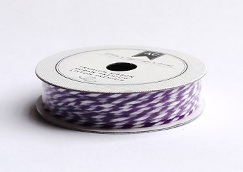 Brights Bakers Twine / purple-white