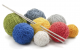 CROCHETING, KNITTING & EMBROIDERING