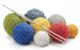 Szydełkowania, dziania i haftowanie